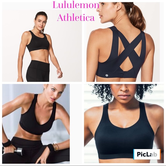 12ac7dbc81114 🎀🆕Lululemon Enlite Bra Black NWT🎀 Boutique